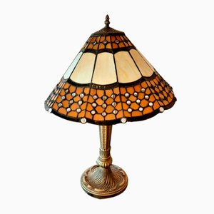 Table Lamp in the Style of Tiffany