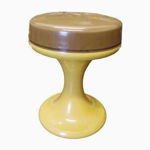 Vintage Space Age Stool from Emsa, W. Germany, 1970s