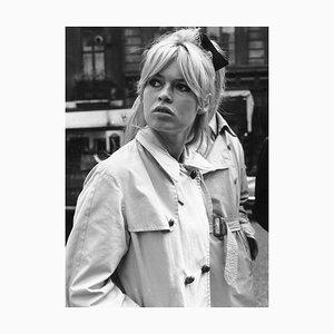 Brigitte Bardot Fine Art Baryta Print by Evening Standard