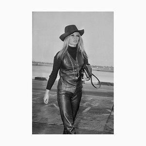 Brigitte Bardot Fine Art Baryta Print by Dove