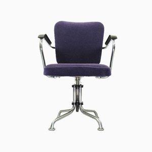 Dutch D3 Office Chair from Fana Rotterdam, 1950s