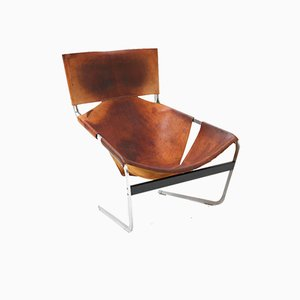 Mid-Century Modern F444 Lounge Chair by Pierre Paulin for Artifort, 1963