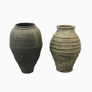 Earthen Jars, Set of 2