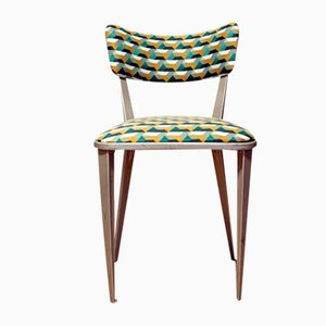 Mid-Century Modern BA3 Chair by Ernest Race for Race Furniture