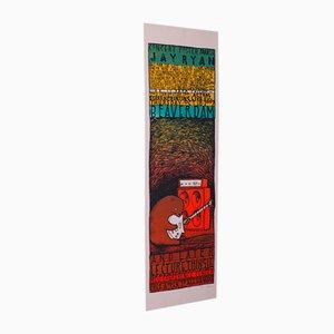 American Decorative Gallery Exhibition Screenprint