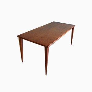 Large Teak Dining Table by Nanna Ditzel