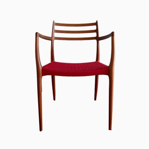 Model No. 62 Chair by Niels Otto Møller for J. L. Møllers
