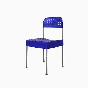 Box Chairs by Enzo Mari for Aleph Atlantide (Driade), Set of 4