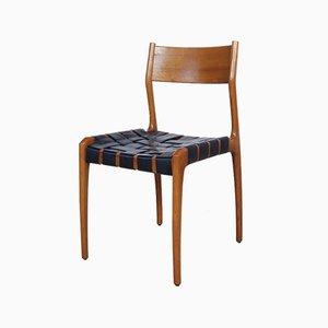 Scandinavian Model Gessef Chairs, Set of 6