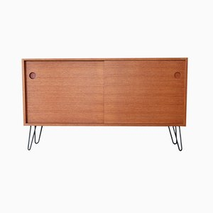 Mid-Century Teak Chest of Drawers or Sideboard Cabinet, 1960s