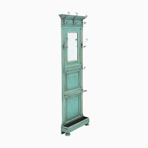 French Painted Coat or Umbrella Stand, 1900s
