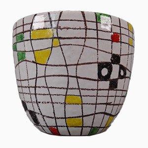Flowerpot from Bitossi Pottery, 1960s, Italy