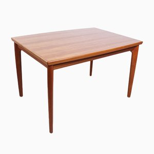 Extendable Teak Dining Table by Grete Jalk for Glostrup, 1960s