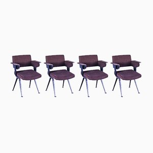 Dining Chairs by Friso Kramer for Ahrend the Circle, Set of 4
