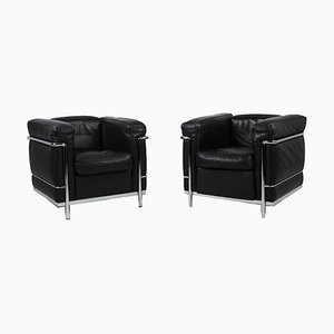 LC2 Armchair from Le Corbusier