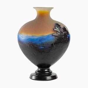 Vase by Gallé, 1900s