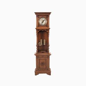 Antique Standing Clock from Gustav Becker, Germany, 1890s