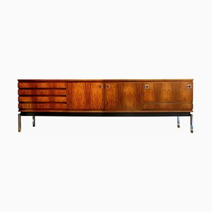 Rosewood Sideboard from V-Form, Belgium, 1960s