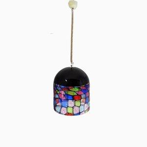 Murano Glass Lamp by Noti Massari for Leucos