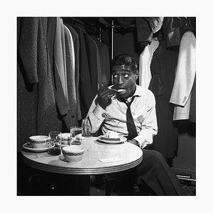 Sammy Davis JNR Pigment Fine Art Baryta Print by Archive Photos