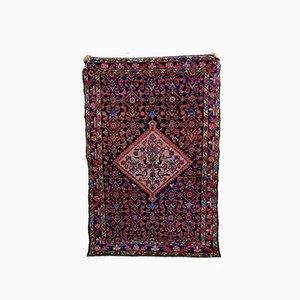 Middle Eastern Hand-Woven Farahan Rug, 1930s
