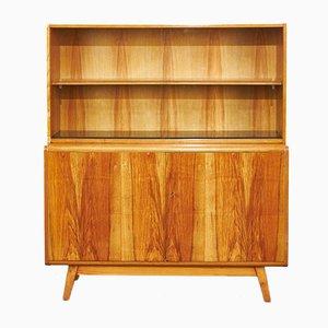Mid-Century Bookcase or Cabinet by Bohumil Landsman for Jitona, 1960s