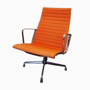 Aluminum EA 116 Chair by Charles & Ray Eames for Vitra