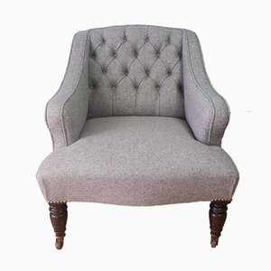 Antique French Armchair, 1880s