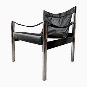 Safari Lounge Chair by Börje Johanson, Sweden, 1970s