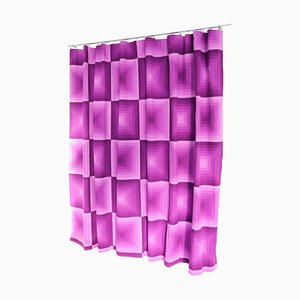 Curtain Tapestry Panels by Verner Panton for Mira-X Collection, 1960s, Set of 2