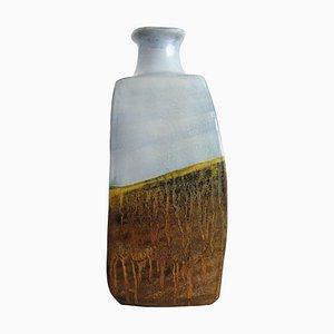 Italian Ceramic Vase by Marcello Fantoni, 1960s