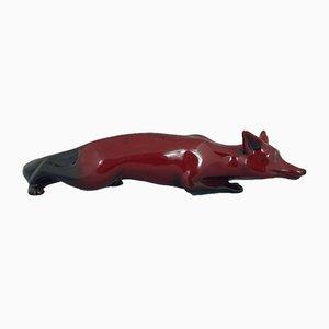 Stalking Fox from Royal Doulton