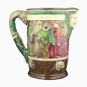 The Shakespeare Jug from Royal Doulton