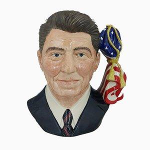 Character Jug Ronald Reagan from Royal Doulton