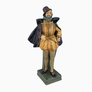Figurine Sir Walter Raleigh from Royal Doulton