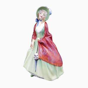 Figurine Paisley Shawl from Royal Doulton
