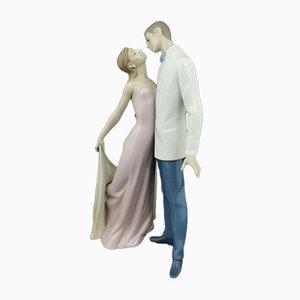 Model 6475 Lladro Figurine Happy Anniversary