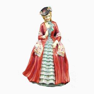 Mid 20th Century Paragon Figurine Lady Melanie