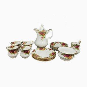 Royal Albert Bone China Tea Set, Set of 15