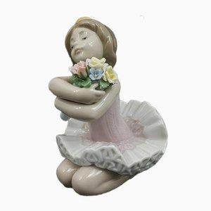 Model 6764 Lladro Figurine Debutante My Debut