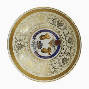 Minton Fruit Bowl Marriage of Lady Diana Spencer & the Prince of Wales