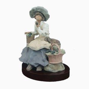 Lladro Figurine Fruitful Harvest Model 1769