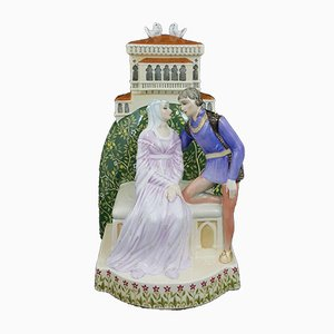 Great Lovers Romeo & Juliet from Royal Doulton