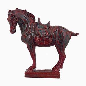 Burslem Artwares Tang Horse from Royal Doulton, 2002