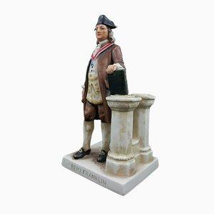 Hummel Goebel Figurine Benj. Franklin