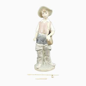 Figurine Gone Fishing from Lladro