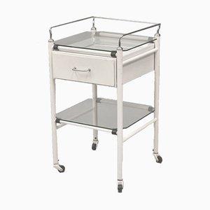 Vintage Medical Trolley or Side Cabinet
