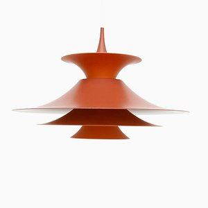 Vintage Radius Lamp by Erik Balslev for Fog & Mørup, Denmark, 1970s