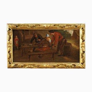 Flemish Painting, 17th Century