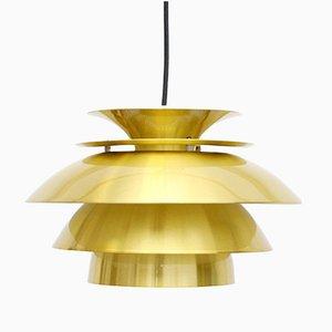 Vintage Pendant Lamp from Lyfa, Denmark, 1970s